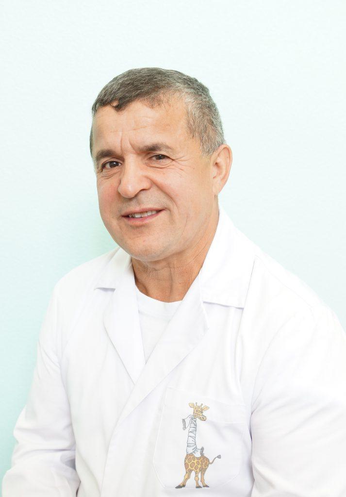 Ахмадуллин Нияз Ильясович