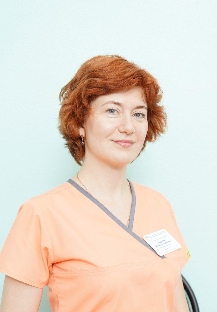 Андреева Ирина Геннадьевна