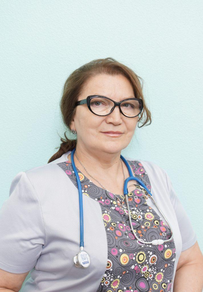 Байрамова Радия Алимжановна