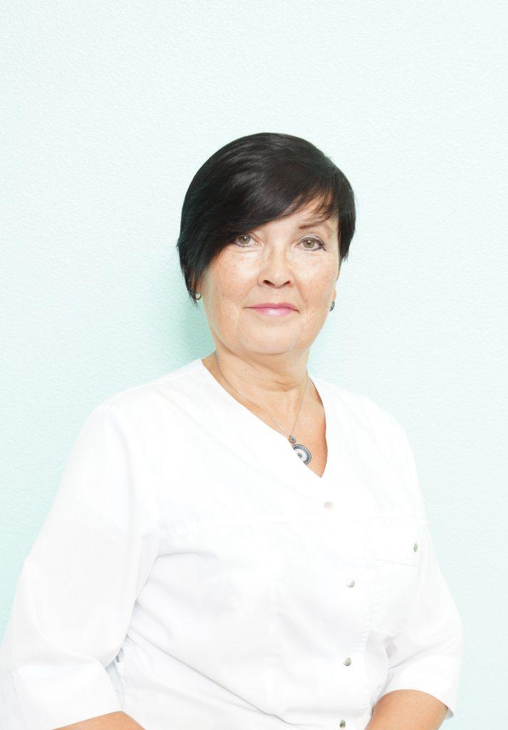 Бареева Лилия Ахметовна