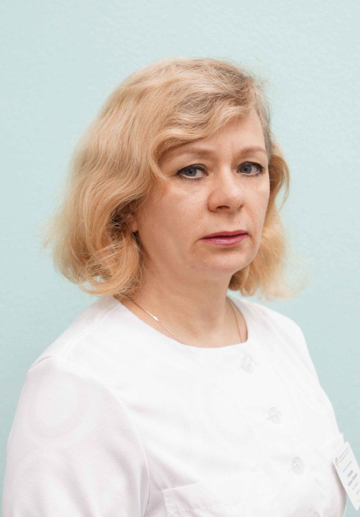 Горчакова Наталья Юрьевна