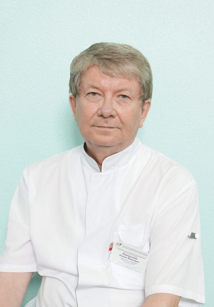 Хамидуллин Айдар Фаязович