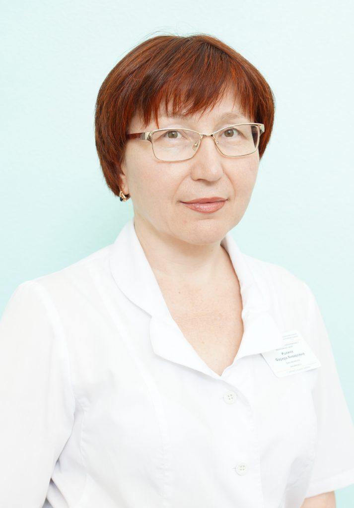 Ишкина Фарида Анваровна