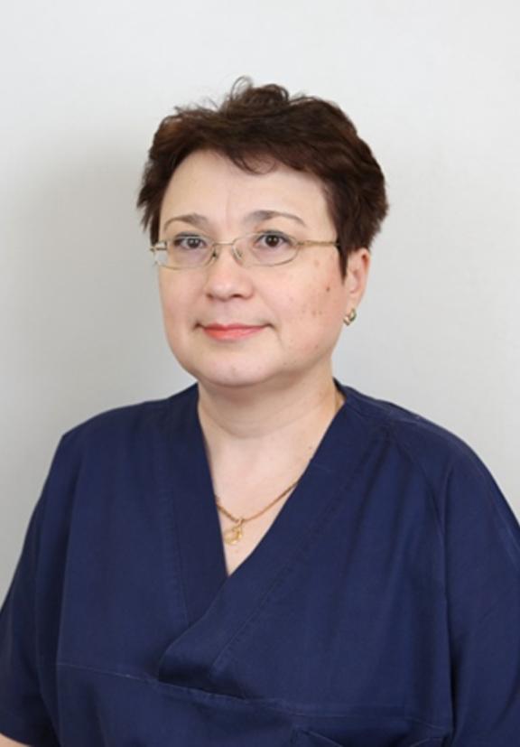 Камалетдинова Резеда Ризатдиновна