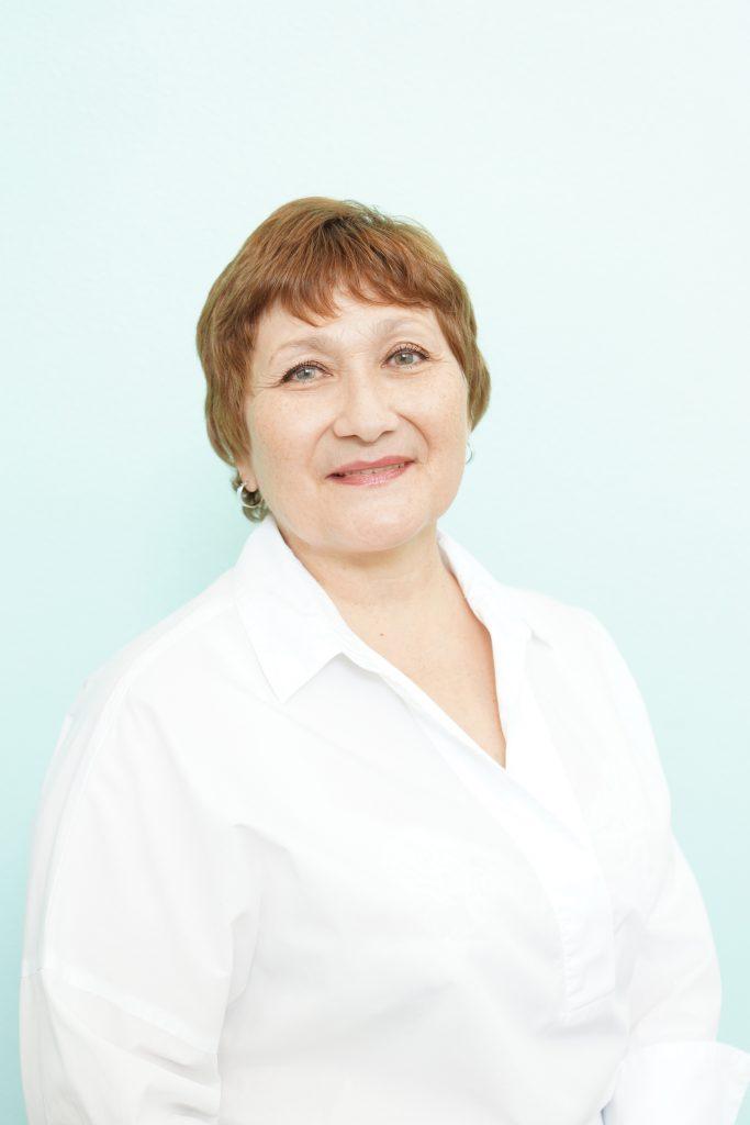Казакова Фатима Мусаевна