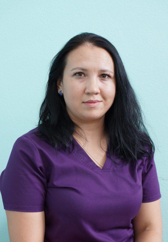 Михайлова Ольга Владимировна