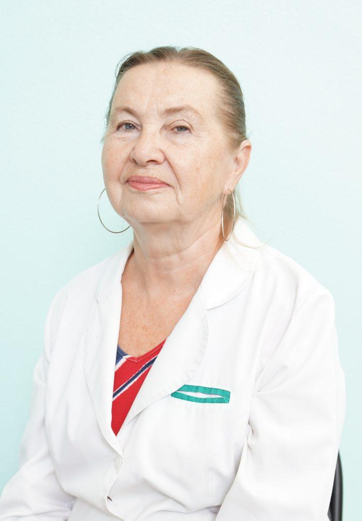 Мудрецова Серафима Кузьминична