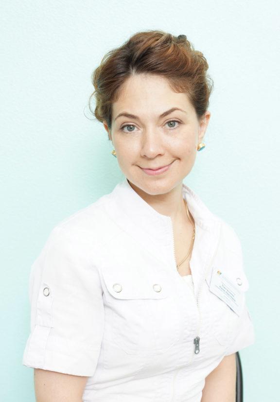 Пантелеева Нана Наилевна