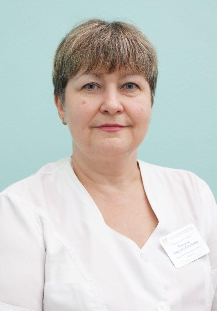 Поладова Людмила Вадимовна