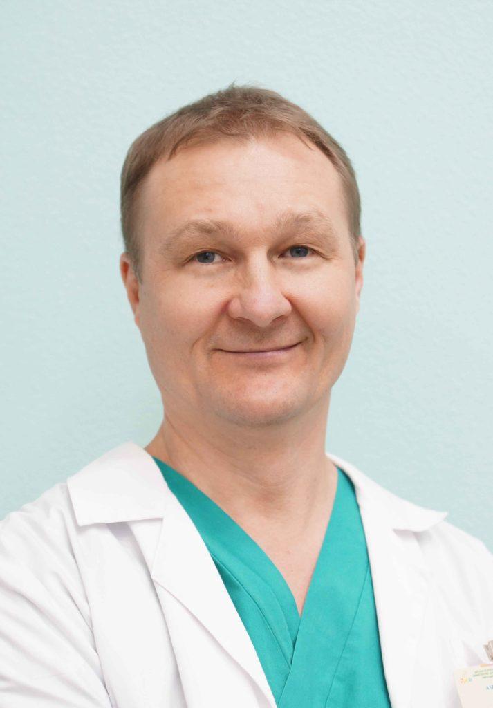 Расческов Алексей Юрьевич