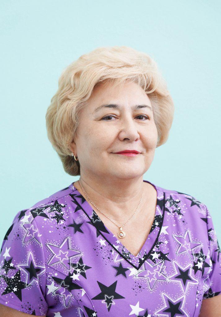 Шагиахметова Диляра Сабировна