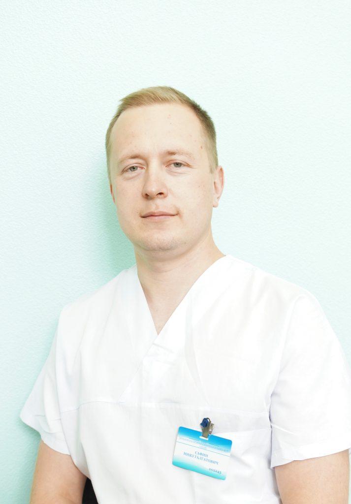 Сафин Нияз Талгатович