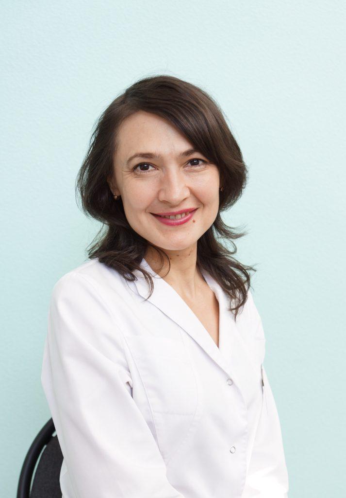 Салихова Лилия Тахировна