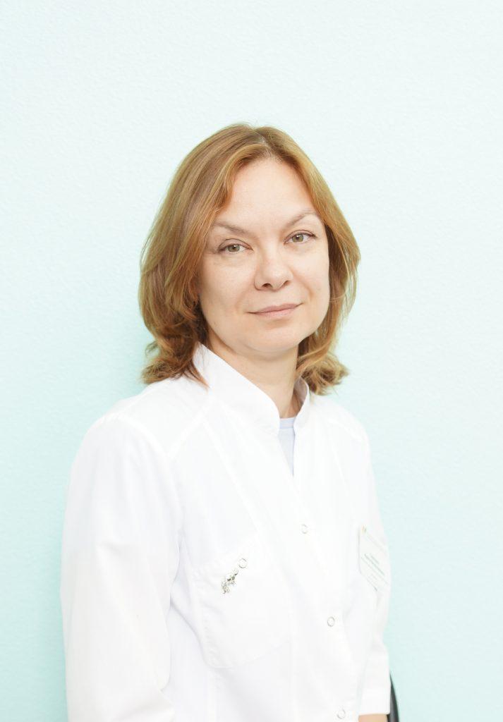 Самолина Ирина Вячеславовна