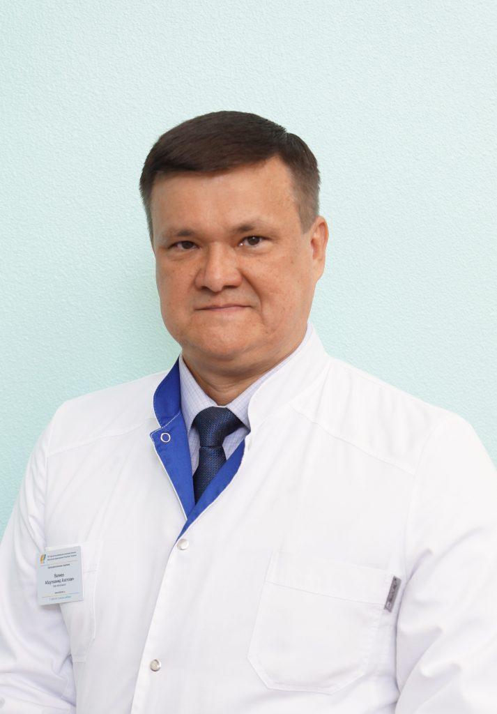 Валиев Абдулхамид Ахатович