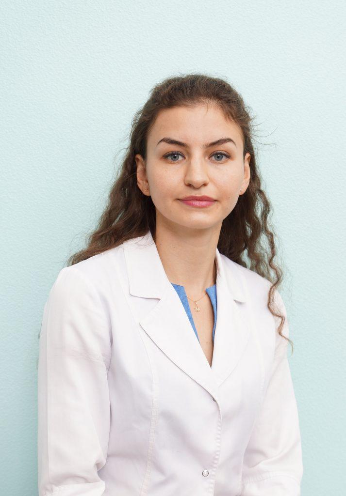 Абдулсадыкова Алина Камильевна