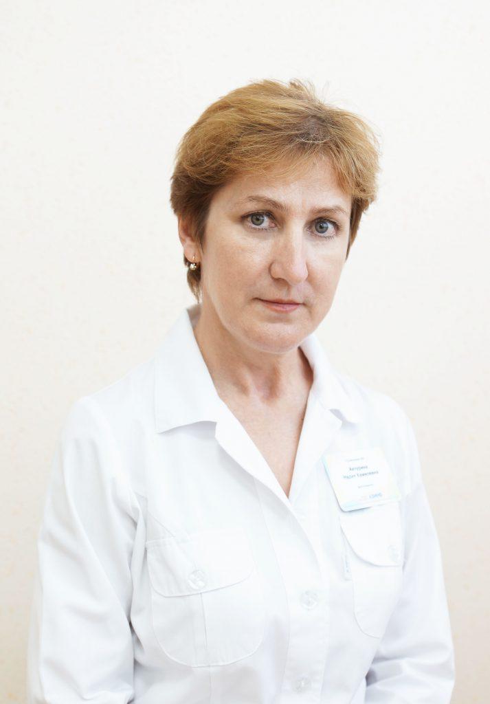Акчурина Надия Камилевна