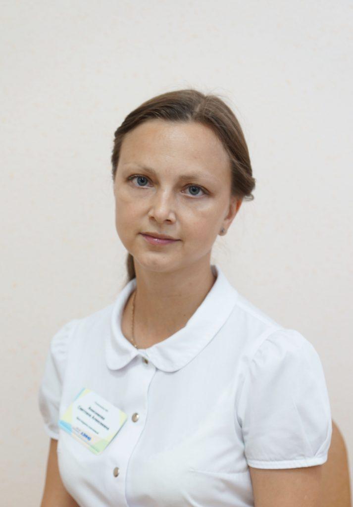 Анисимова Светлана Алексеевна