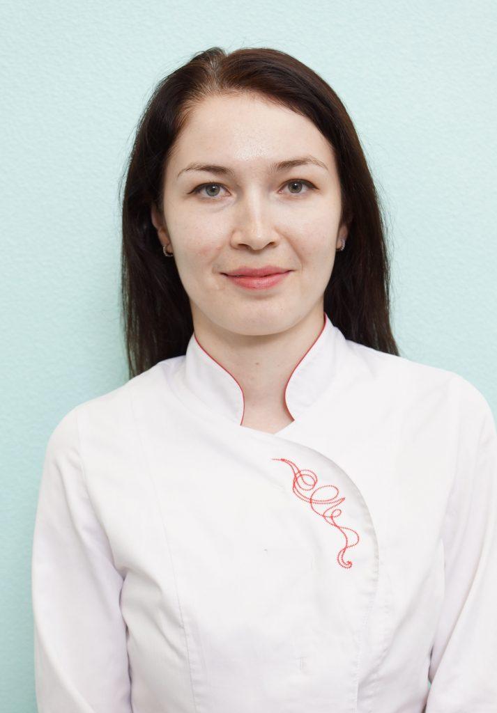 Бердникова Александра Вадимовна
