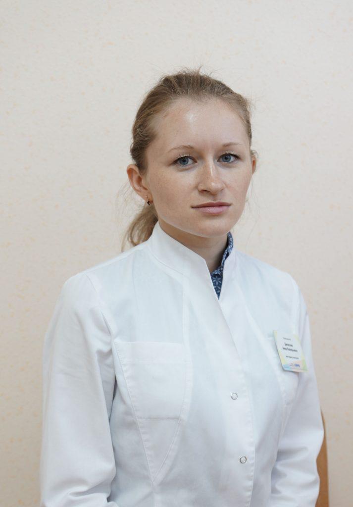 Денисова Анна Валерьевна