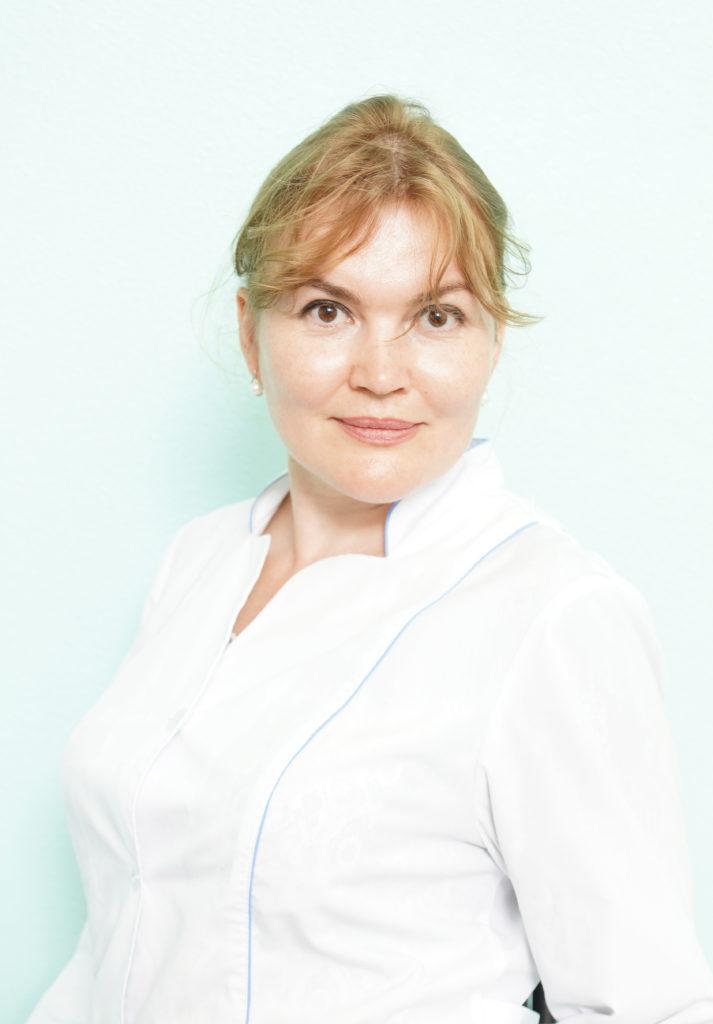 Эль Шейх Диляра Баграмовна