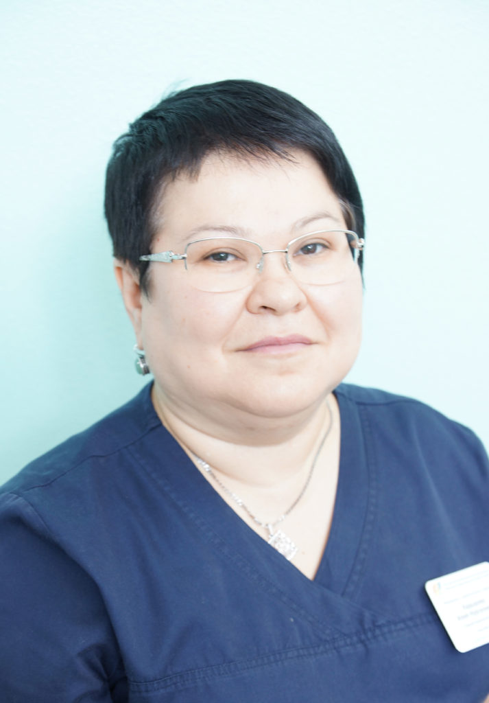 Кадырова Алия Нургалиевна