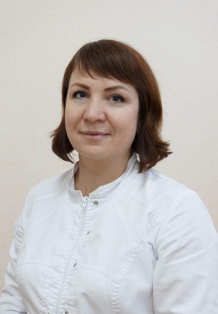 Кудрова Ольга Аркадьевна
