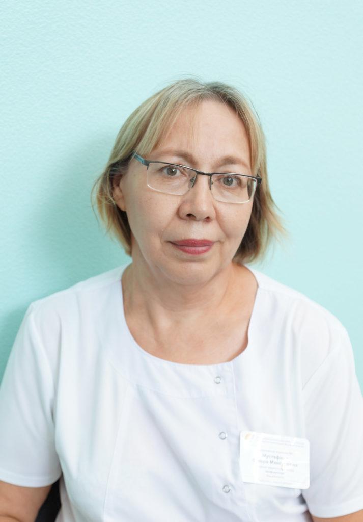 Мустафина Флюра Мансуровна