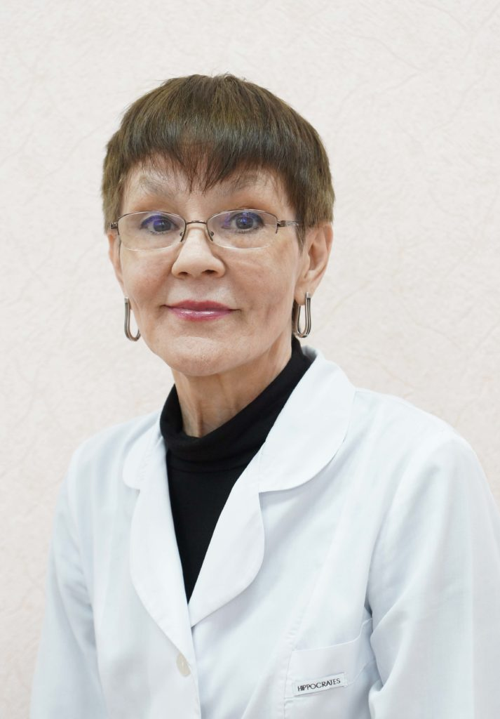 Сафина Ляйля Гатуфовна