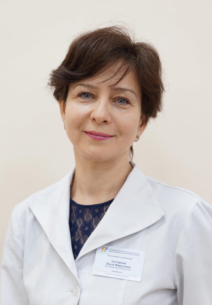 Саттарова Эльза Фирусовна