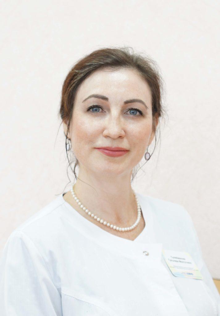 Сулейманова Гульнара Масгутовна