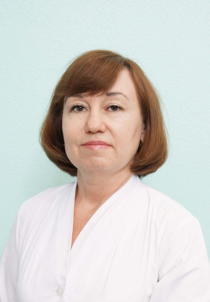 Зарипова Гульсина Гумаровна