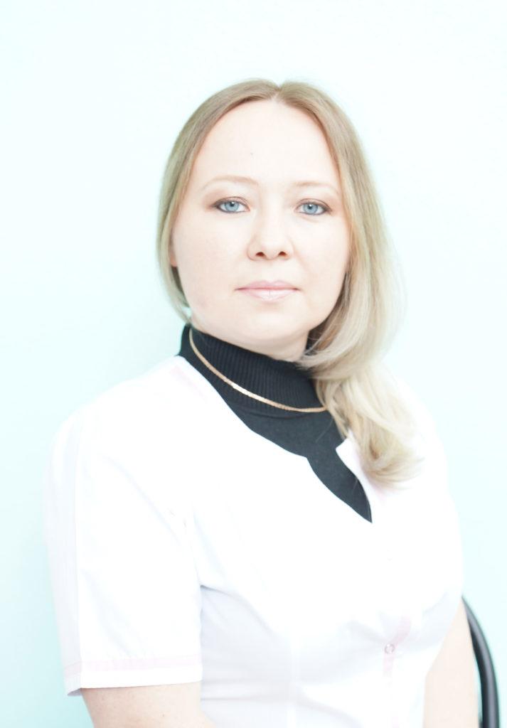 Зинатуллина Юлия Надиловна