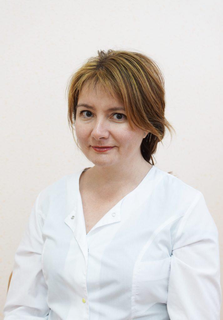 Зуфарова Альфия Внировна