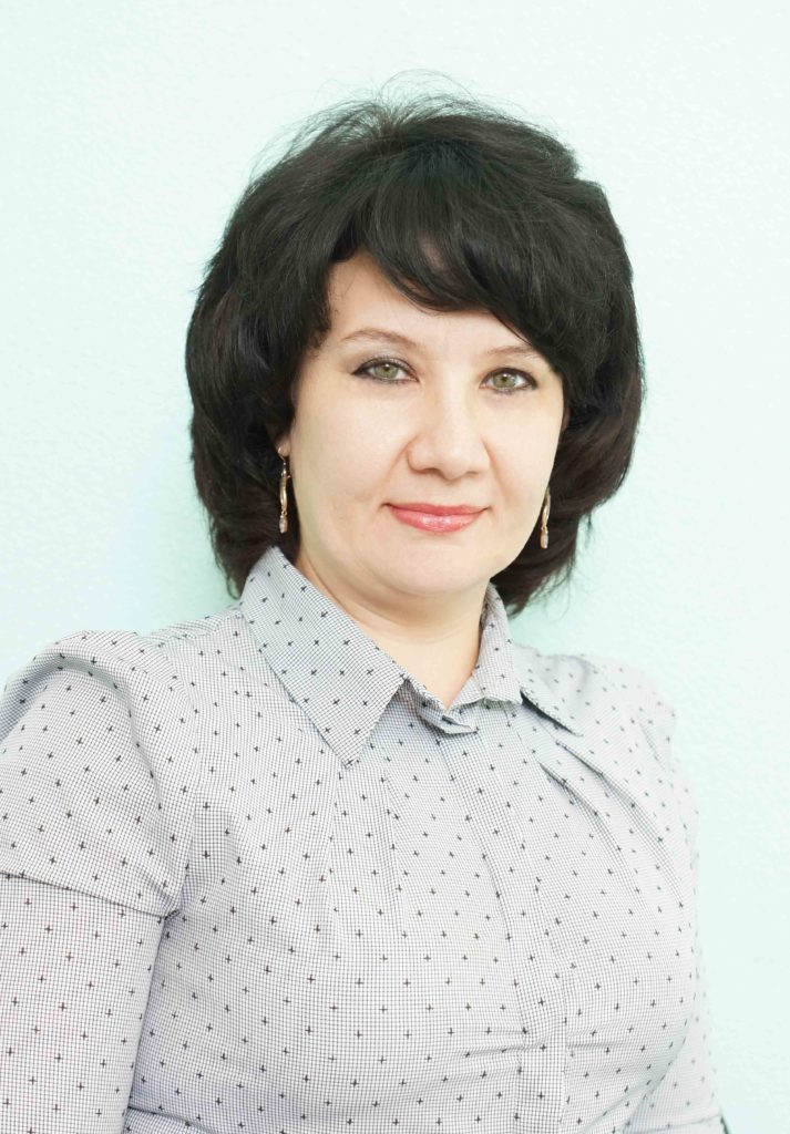 Хабибуллина Эльвира Ильдаровна