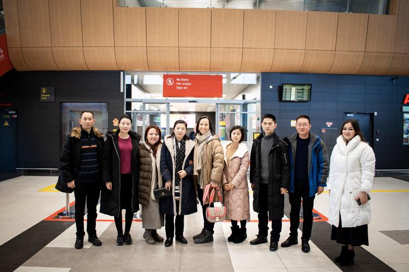 Делегация из Провинции Сычуань прибыла в Республику Татарстан с рабочим визитом