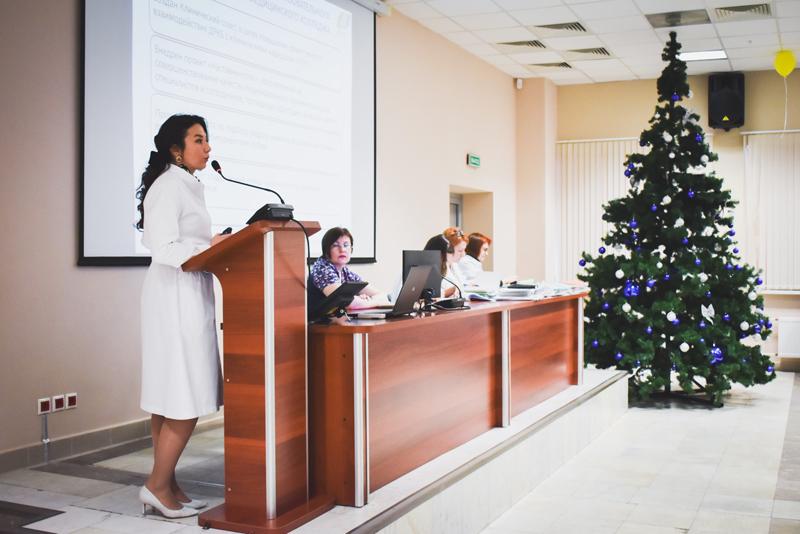 В ДРКБ стартовала зимняя производственная практика для студентов