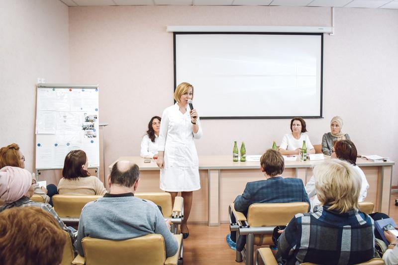 В поликлинике «Азино» ДРКБ прошло совещание по вопросу создания и тиражирования «Новой модели медицинской организации, оказывающей первичную медико-санитарную помощь»