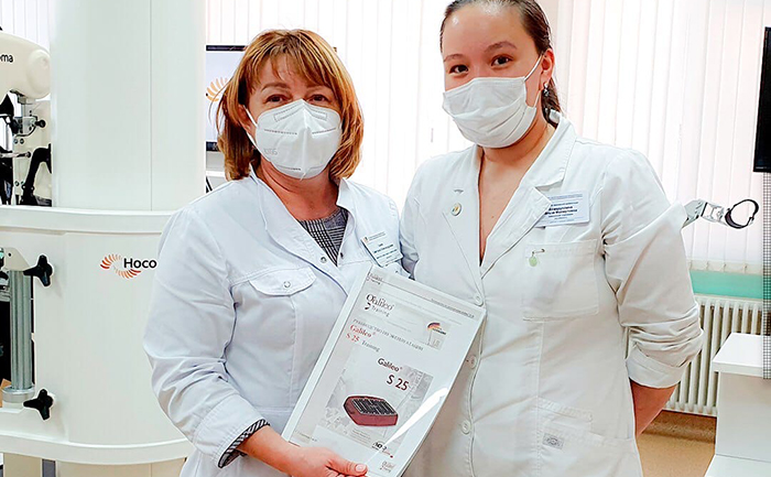 ДРКБ приняла участие в онлайн форуме травматологов-ортопедов