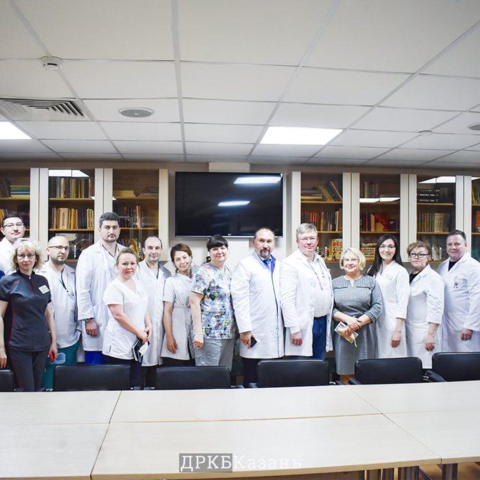 ДРКБ стала первой медицинской организацией в РФ, подтвердившей престижный сертификат Росздравнадзора